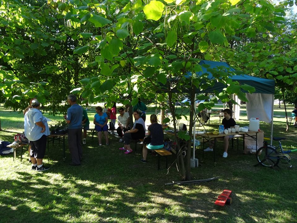 """""""Elfoglaltuk"""" egy parkot a Mozdulj Berekalja! családi napon"""