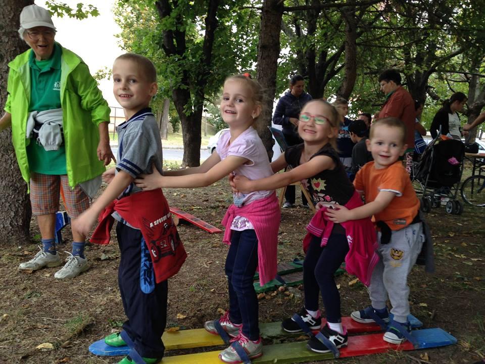 Napsütötte Mozdulj Bulgárföld! programmal vártuk a helyieket