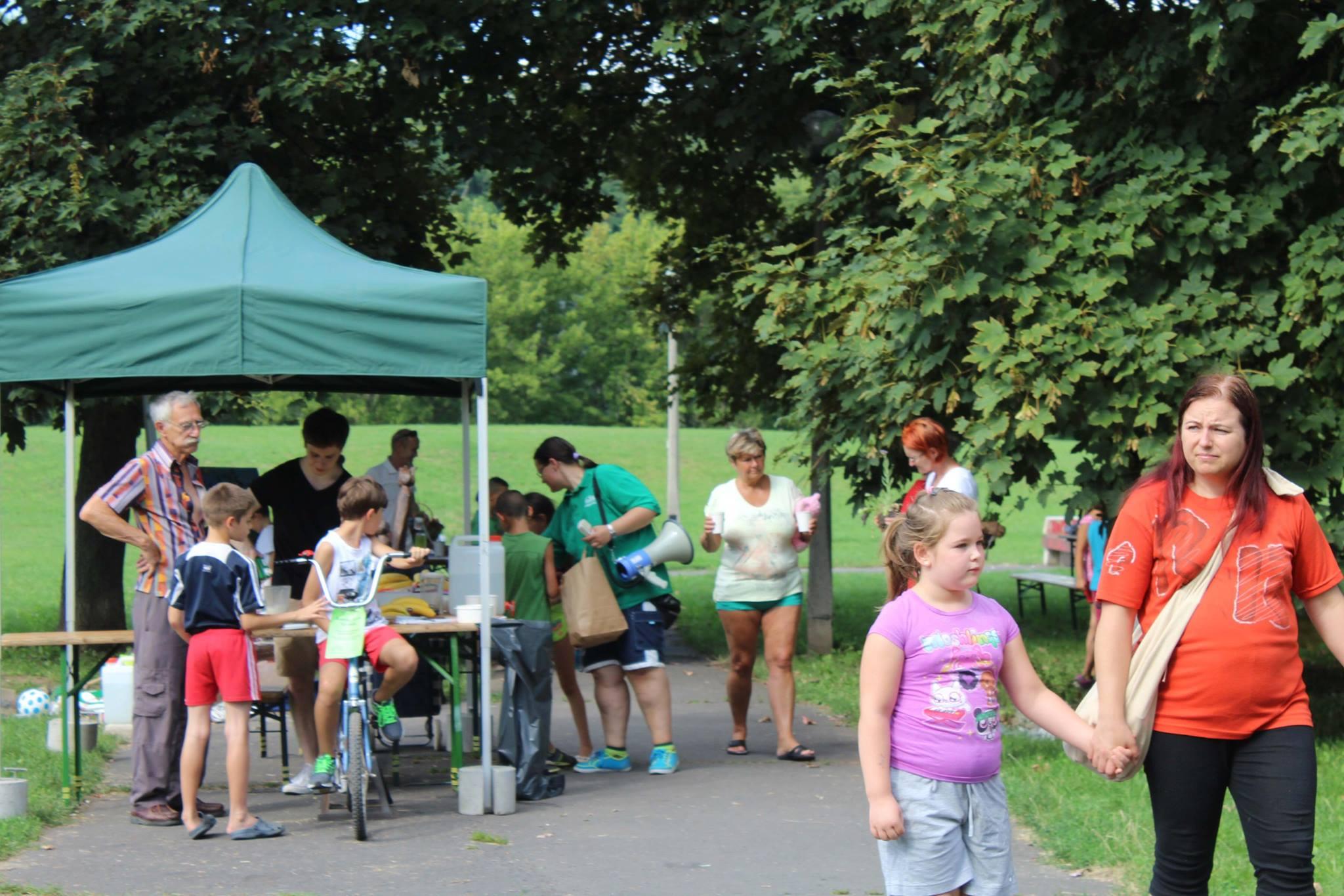 Újra Mozdulj Diósgyőr! a Baráthegyi Közösségi Parkban