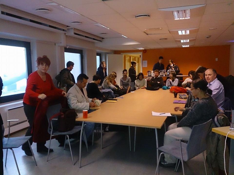 Osloban jártunk tanulmányúton (2015. október 13-17. között)