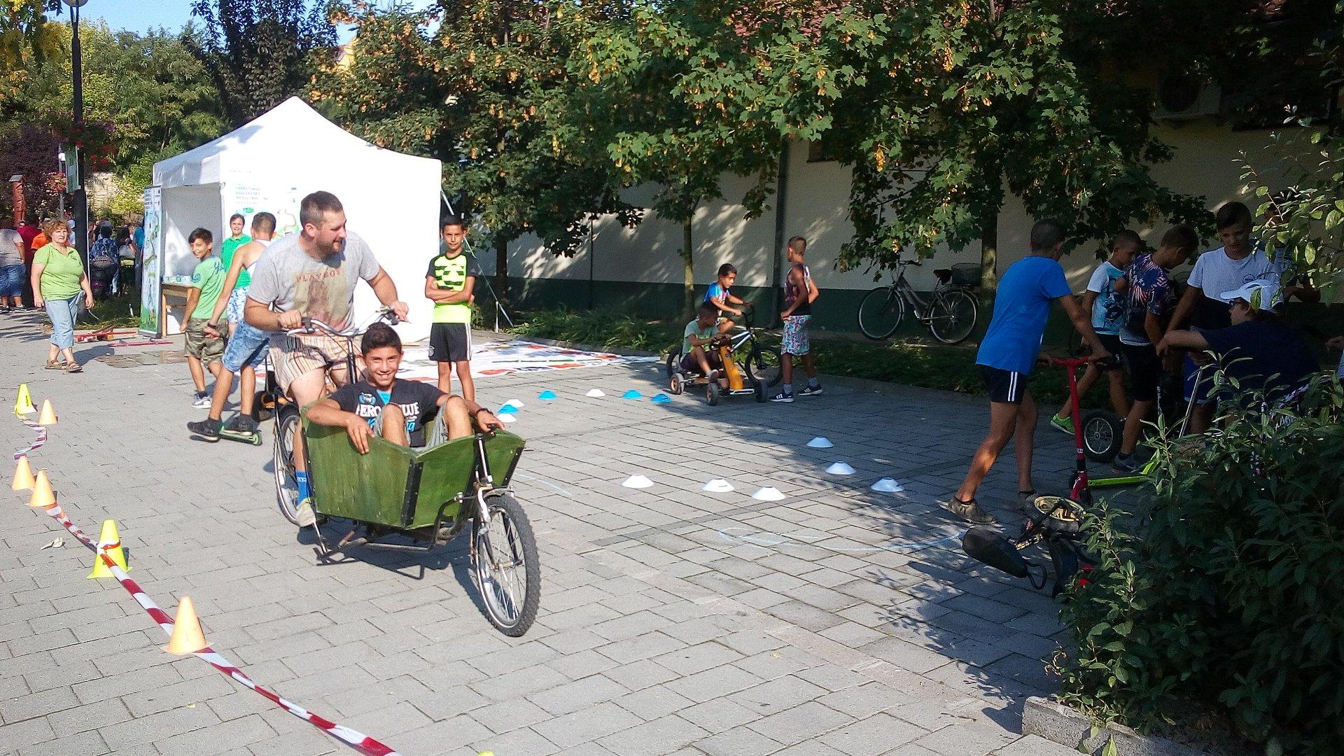Bővül Tarcal kerékpárút hálózata